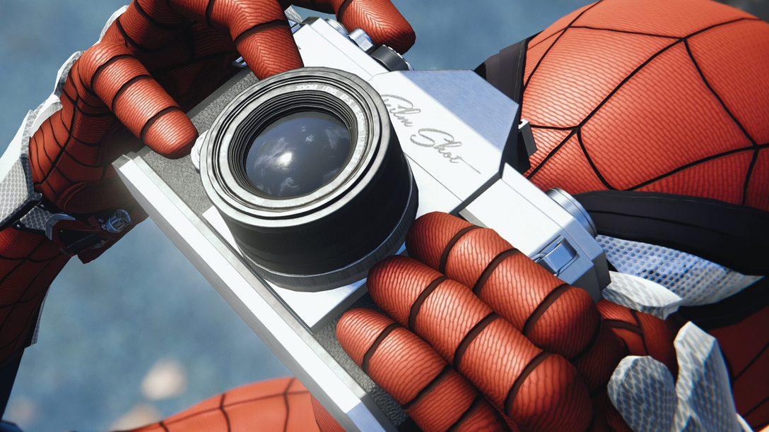 Como Tirar Mais Fotos de Spider-Man (em Marvel's Spider-Man para PS4)