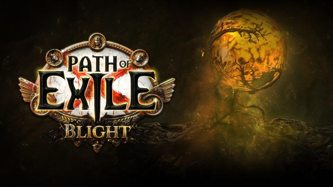 Path of Exile: Blight Chega em 9 de Setembro