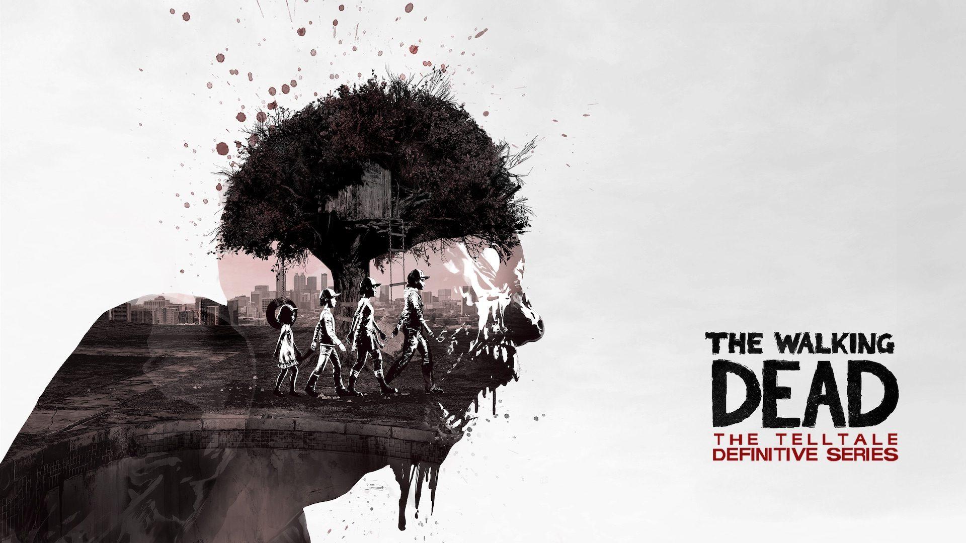 The Walking Dead: The Telltale Definitive Series Disponível Hoje