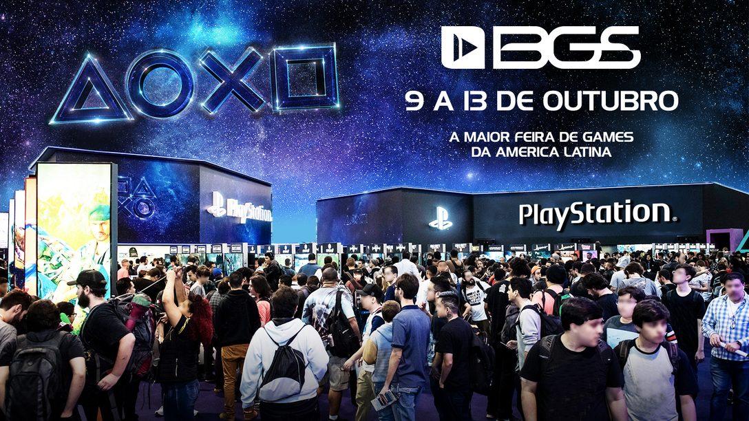 PlayStation na BGS 2019: Confira a Lista de Jogos Disponíveis e Atrações do Estande