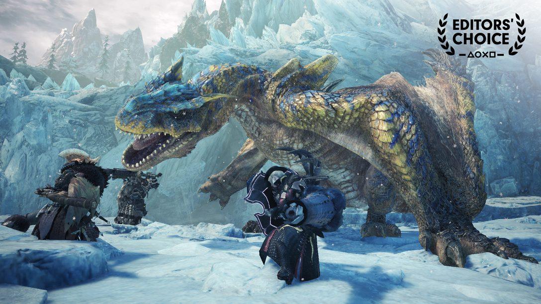 Escolha do Editor: Monster Hunter World: Iceborne Parece uma Continuação Digna