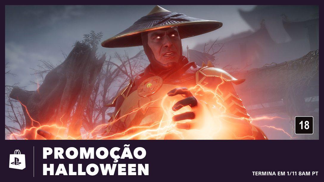 Promoção Halloween: A PS Store Acaba com os Preços