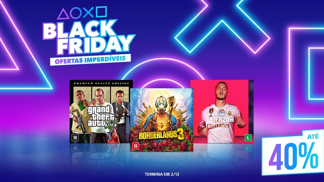 A Promoção Black Friday da PS Store Começa Amanhã