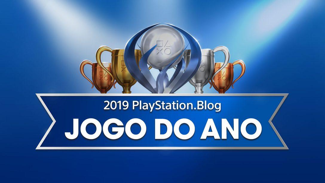 Votações Abertas: Jogo do Ano 2019 PlayStation.Blog 2019