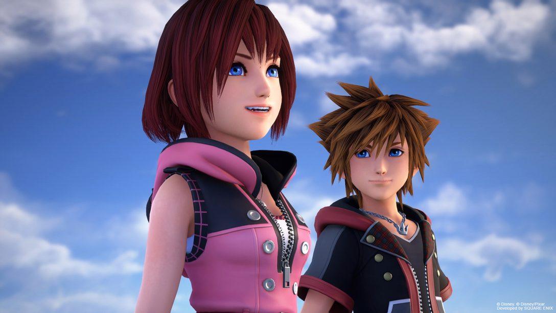 Tetsuya Nomura Fala Sobre Kingdom Hearts III e do Lançamento de Re Mind