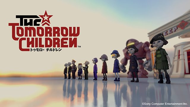 「人類復活300名」計画を完遂せよ! PS4®『The Tomorrow Children』東京ゲームショウ2015出展内容を公開!