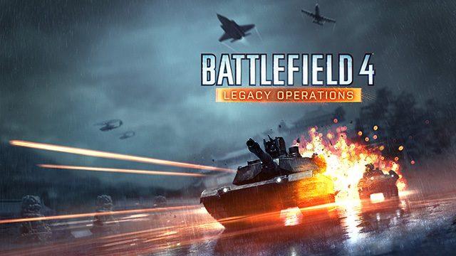 『バトルフィールド 4』の最新拡張パック『バトルフィールド 4: Legacy Operations』が本日より無料配信開始!