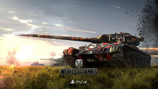 "PS4®『World of Tanks』に""英雄""が登場! 特大イベント「祖国の呼声」が本日開始!"
