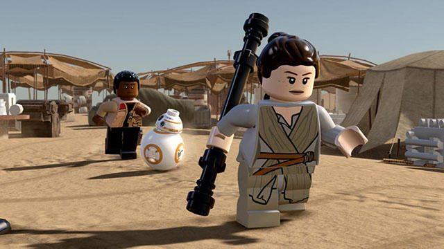 """【家族にオススメ!】『LEGO®スター・ウォーズ/フォースの覚醒』で""""はるかかなたの銀河系""""へ家族旅行!"""