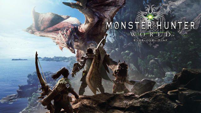 『モンスターハンター:ワールド』PS4®で発売決定!さらに日本ユーザー向け公開生放送イベントも6月20日に開催!