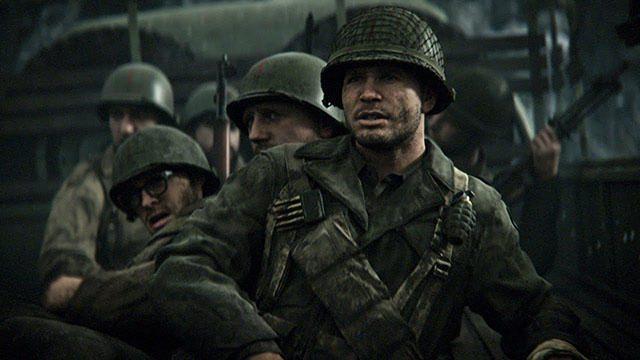 『CoD: WWII』日本語字幕版ストーリートレーラーを公開! 過酷な戦場で選ぶのは、任務か、仲間との絆か。