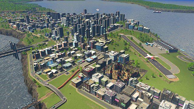 都市開発のポイントは道路&交通機関! 『シティーズ:スカイライン』でリアルな街づくりを
