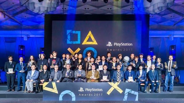 2017年のPlayStation®を盛り上げたタイトルとクリエイターへの感謝の祭典! 「PS Awards 2017」レポート