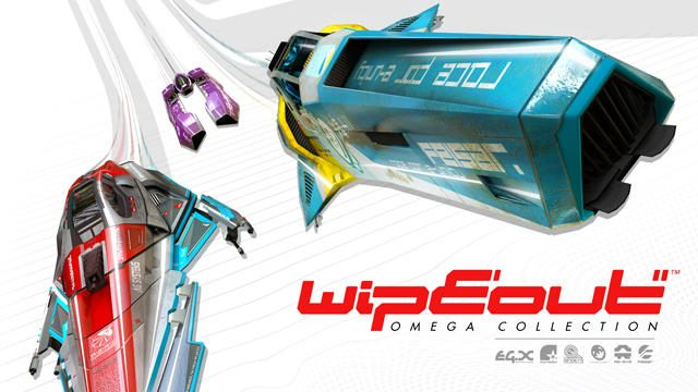 【PS VR】『Wipeout Omega Collection』が本日3月28日の無料アップデートによりPS VRに完全対応!
