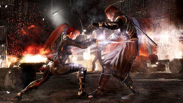 【E3 2018】美しい映像表現が進化した激闘エンターテインメント『DEAD OR ALIVE 6』2019年初頭発売決定!