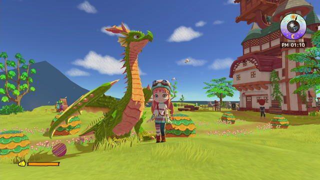 『リトルドラゴンズカフェ -ひみつの竜とふしぎな島-』で、ほのぼのカフェ経営&冒険ライフを満喫!