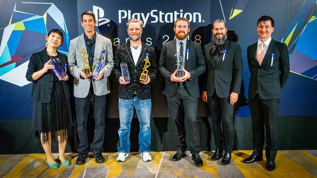「PlayStation®Awards 2018」を受賞したSIEタイトルのクリエイターからユーザーのみなさんへ!