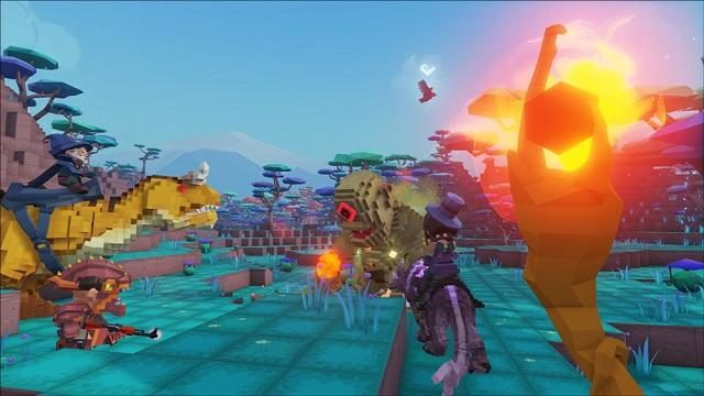 オープンワールド恐竜サバイバルアクション『PixARK』の発売日が7月4日に決定! 最新トレーラーも公開中!