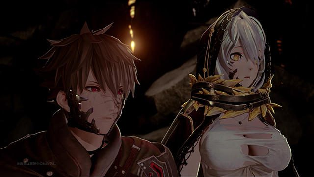 【E3 2019】『CODE VEIN』の発売日が9月26日に決定! 第5弾PVとイオのキャラクターPVを公開!