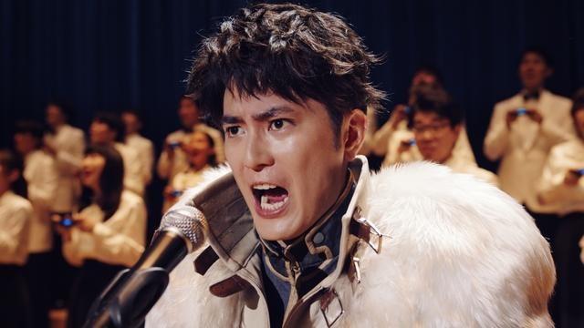 間宮祥太朗がメインテーマ「英雄の証」をオリジナル歌詞で熱唱!! PS4®×『MHW:アイスボーン』新CMを公開!