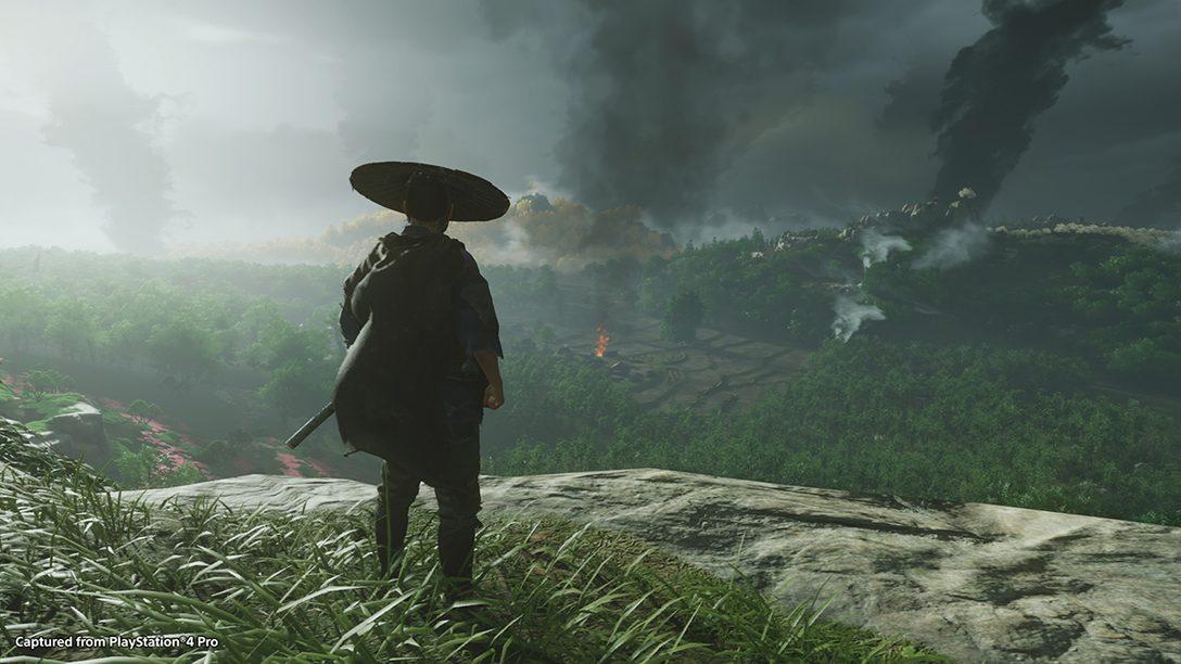 『Ghost of Tsushima』最新インタビュー! プレイ映像で明かされた時代劇世界に浸る多彩なシステムの秘密に迫る!