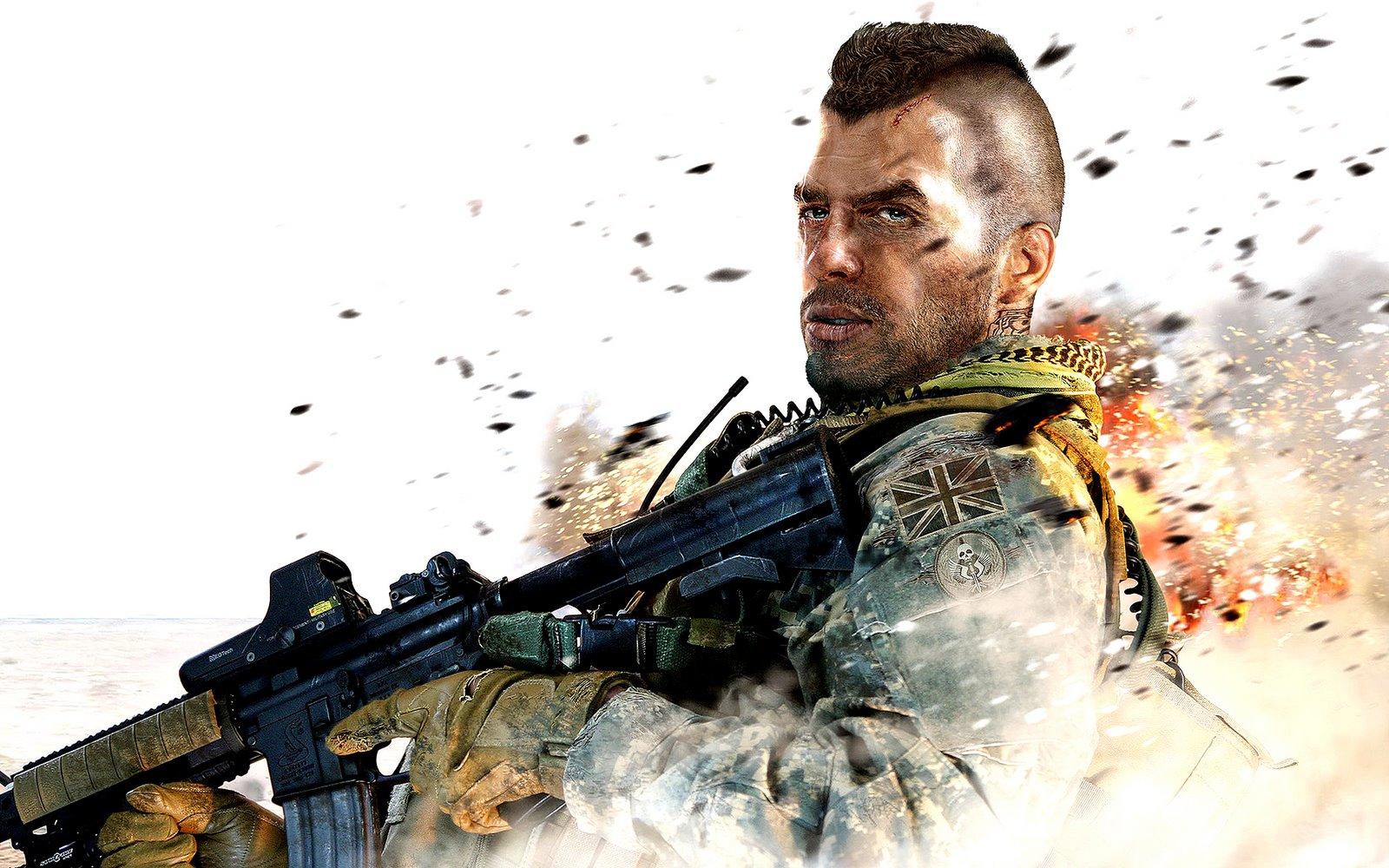 Call Of Duty Modern Warfare 2 Hd Wallpaper 2 Playstation Blog