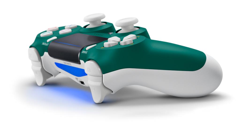 DualShock 4 (Alpine Green)