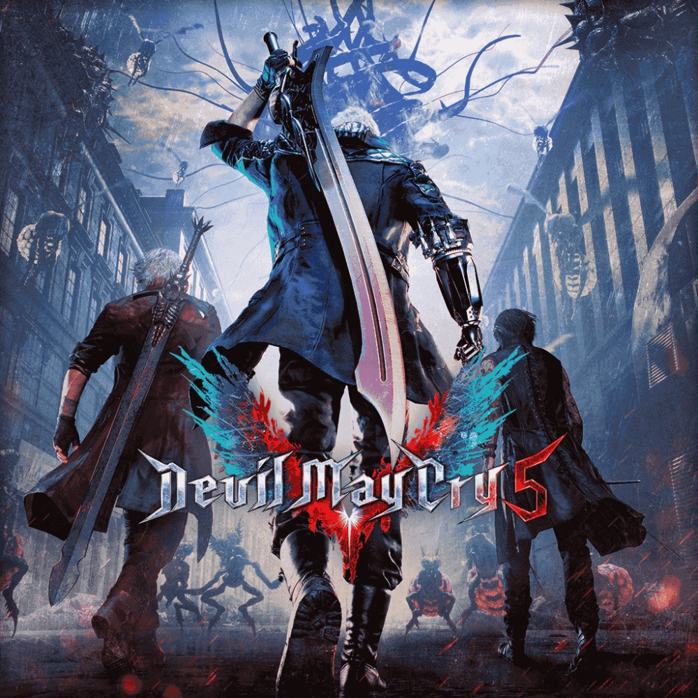 Devil May Cry 5 on PS4 | Official PlayStation™Store US