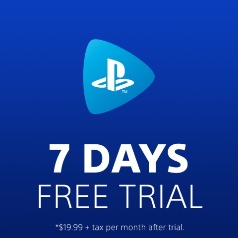 PlayStation™Now: 7-Day Trial on PS4   Official PlayStation