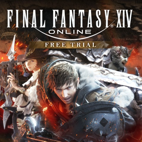 FINAL FANTASY® XIV Online Free Trial on PS4 | Official